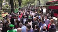 Millions take part in Mexico City earthquake drill