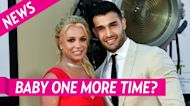Britney Spears' BF Sam Asghari Jokes They've Been Married 'About 5 Years'