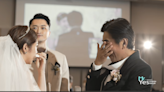 吳宗憲哭了!二女兒「婚禮影片」公開 偷偷拭淚一轉身捶女婿兩下