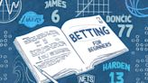 NBA odds: How to bet basketball for beginners