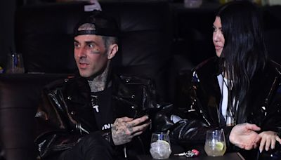 Travis Barker Outdid Himself for Kourtney Kardashian on Mother's Day