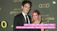 It's a ... ! Pregnant Ashley Tisdale, Christopher French Reveal Baby's Sex