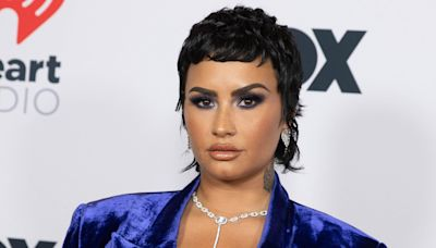 Demi Lovato Opened Up About Filming Their First Sex Scene