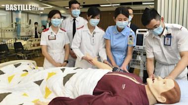 疫情下護理課程報名人數倍增 仁愛堂招聘展提供200空缺 | 社會事