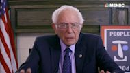 'It's not a 50/50 deal.': Sanders critical of Manchin, Sinema obstructing popular will