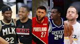 The top trade candidate on each NBA team this season