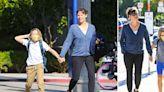 Jennifer Garner Strolls Hand-In-Hand With Son Samuel While Running Errands In Los Angeles
