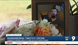 Community honors life of Tucson pilot killed in crash