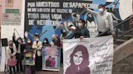 Un mural y un plantón frente a la Presidencia recuerdan a los desaparecidos en Ecuador