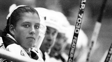 Changed The Game: Manon Rhéaume, the star of the Tampa Bay Lightning's first publicity stunt