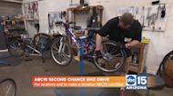 Donate new and used bicycles at Earnhardt Auto Centers on Saturday, September 25