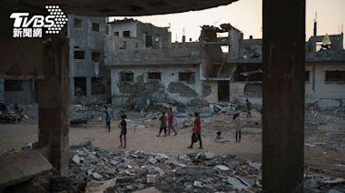 以巴衝突再起 巴勒斯坦放燃燒氣球以國空襲回擊│TVBS新聞網