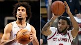 Justin and Julian Champagnie charting different paths to NBA dream