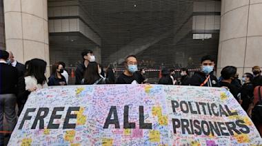 英國發表香港半年報告 斥國安法打壓港人各種自由