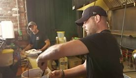 New Orleans club owner serving free meals to first responders, hospitality workers