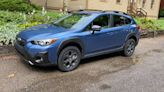 2021 Subaru Crosstrek SUV powers up to take on new rivals