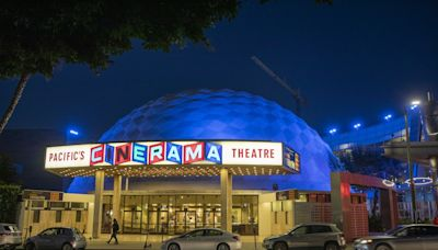 Michael Phillips: With ArcLight and other movie theaters closing, has it ever seemed so frivolous to predict the Oscars? Let's reflect