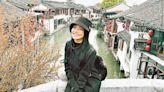 劉溫馨遊上海 最開心有得飛!