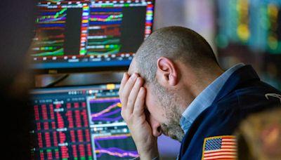 憂恆大危機蔓延 美股重挫道瓊一度跌破800點 - 自由財經