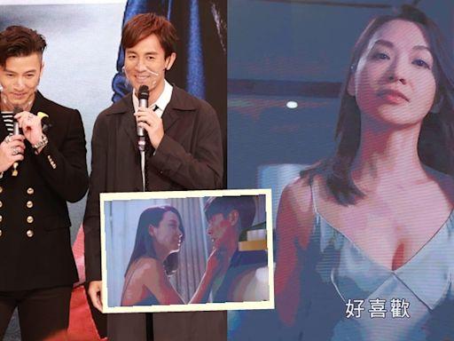TVB節目巡禮丨陳煒性感擔當色誘馬德鐘 譚俊彥受女客戶歡迎