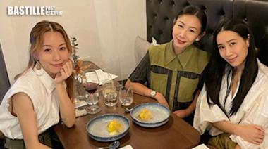 好姊妹幫吳雨霏慶祝35歲生日 楊愛瑾連續5年缺席   娛圈事