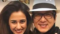 Disha Patani recalls the 'happiest day of her life' as she celebrates 4 years of Kung Fu Yoga with Jackie Chan