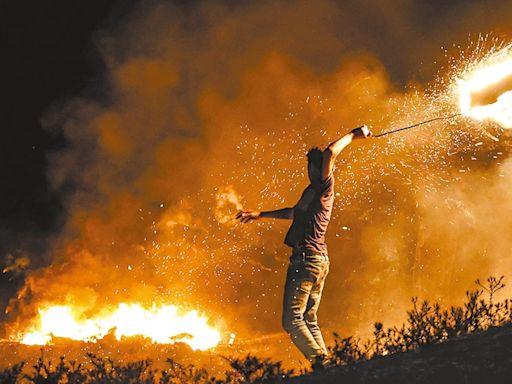 新政府准極右遊行 哈馬斯燃燒彈氣球反擊 停火25日 以再空襲加薩 | 蘋果日報