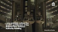 """The TVA Building From Disney+'s """"Loki"""" Is Actually a Marriott Hotel"""