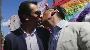 Ecuador Legalizes Same-Sex Marriage