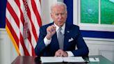 Biden tries to salvage agenda threatened by Democratic infighting