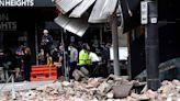 數十年最強震襲擊墨爾本 傳出房屋坍塌災情