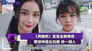 《奔跑吧》官宣全新陣容 蔡徐坤退出白鹿 林一加入