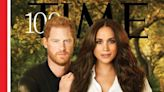 Meghan and Harry pose for new photos as they make Time's Most Influential List