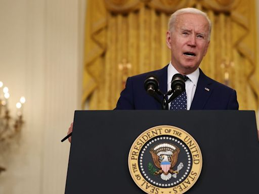 Biden orders flags to be flown at half-staff for 5th time in 8 weeks