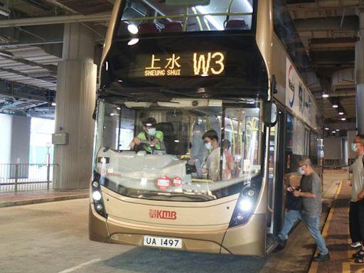 高鐵接駁新界東巴士線停駛逾一年後 恢復有限度服務 | 獨媒報導 | 獨立媒體