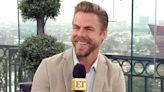 Derek Hough Reveals the Advice Jennifer Lopez Gave Him About New Las Vegas Residency (Exclusive)