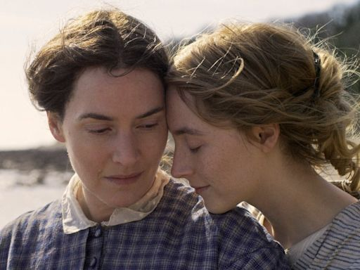 Kate Winslet rescheduled filming the 'Ammonite' sex scene so it would land on Saoirse Ronan's birthday