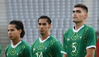 Jersey of Erick Aguirre had flag of Mexico displayed upside-down during Olympics opener vs. France