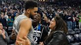 Karl-Anthony Towns Pens Tribute To Mom On 1 Year Anniversary of Her Death, 'I Love You'