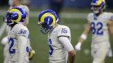 Struggling offense puts LA Rams on brink of missing playoffs