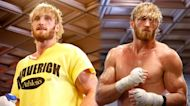 Watch Logan Paul Workout Ahead of Fight Against Floyd Mayweather