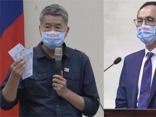 快新聞/國民黨主席明天揭曉 周玉蔻曝內部民調:朱張「差不到1%」