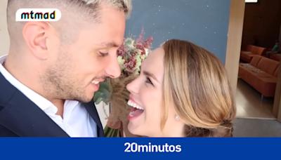"""Yoli Claramonte ('GH') muestra todos los detalles de su boda con Jorge Moreno: """"Estoy nerviosa por el paso tan importante que vamos a dar"""""""