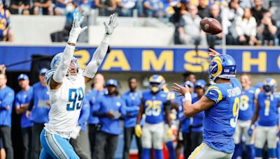 Matthew Stafford carves up former team as Los Angeles Rams beat Detroit Lions