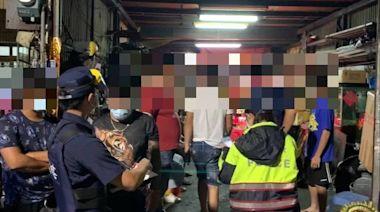 疫情嚴峻神壇群聚誦經 警上門查獲開罰8人