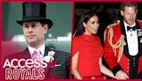 Prince Edward Speaks Out On Meghan Markle And Prince Harry's Royal Rift: 'It's Very Sad'