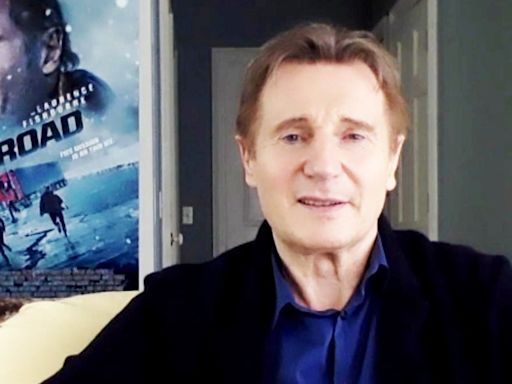 Liam Neeson on If He's Planning to Step Away From Action Movies (Exclusive)