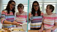 Jennifer Garner And Her Mom Whip Up Delicious Blackberry Cobbler In Cute Cooking Tutorial