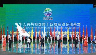 行政長官參與全國運動會會旗交接儀式(附圖)