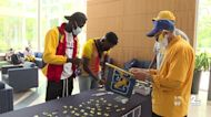 Coppin State athletes heading to the Olympics